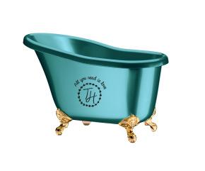 Champanheira em Acrílico Verde Personalizada