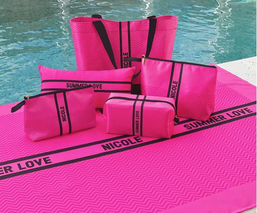Kit Summer Master Neon Pink