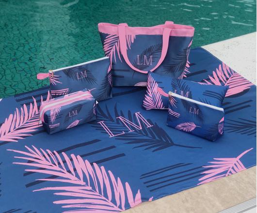 Kit Summer Master Palm Marinho