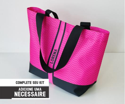 Bolsa Personalizada Neon Pink