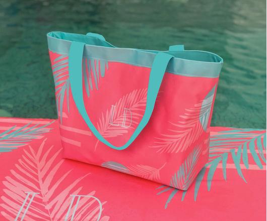 Bolsa Personalizada Palm Coral