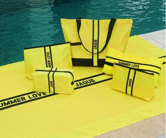 Kit Summer Master Neon Amarelo