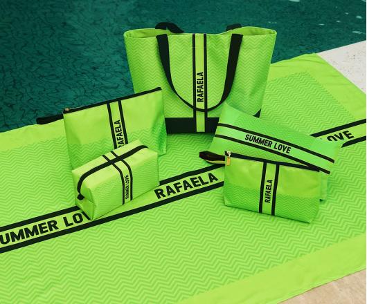 Kit Summer Master Neon Verde