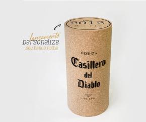 Banco Rolha Cassilero del Diablo Personalizado