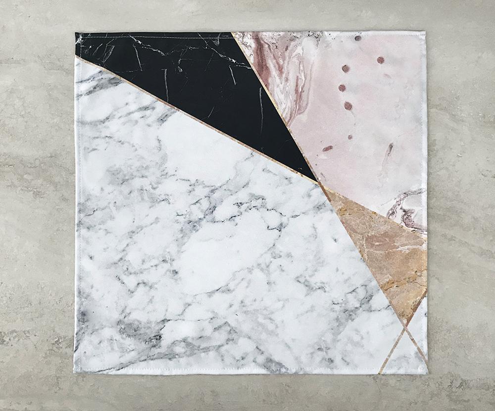 Guardanapo Unitário Marble
