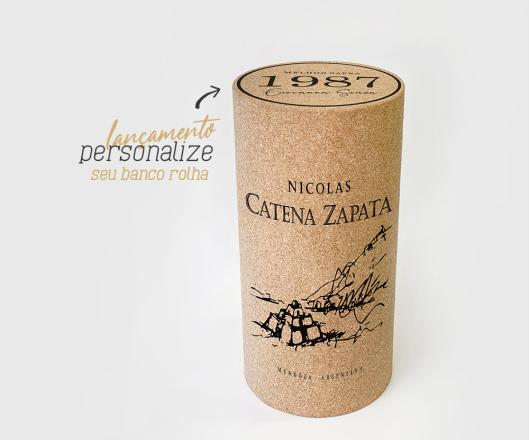 Banco Rolha Nicolas Catena Zapata Personalizado