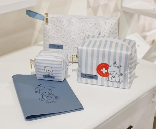 Kit Maternidade Azul 02