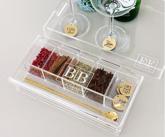 Mini Gin Box Personalizada