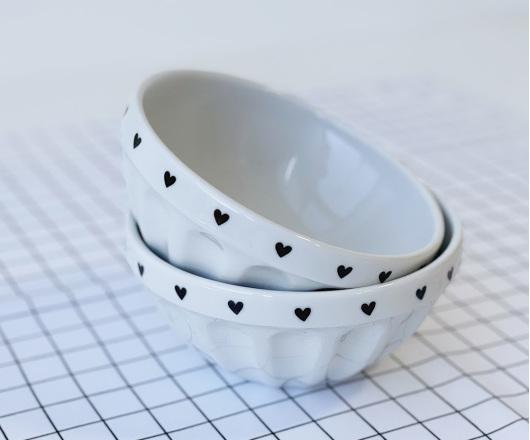 Dupla de Bowls de Cerâmica