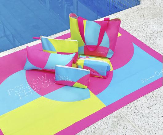 Kit Summer Master Positano Pink