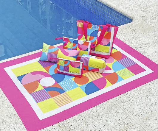 Kit Summer Master Capri Pink