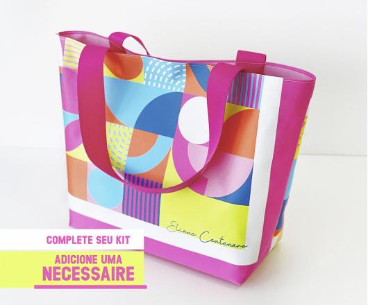 Bolsa Personalizada Capri Pink